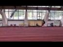 Алина Талай барьеры 1м.