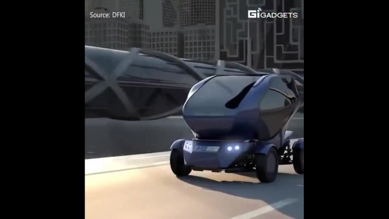 EO Smart Connecting Car by DFKI