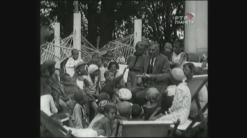 Исторические хроники 71 я серия 1969 год Корней Иванович Чуковский