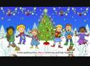 Frohe weihnachten merry christmas weihnachstlieder zum mitsingen kinderlieder