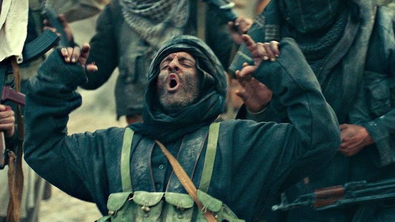 Талиб Смертник подрывает себя и спецназ США. Кавалерия. 2018