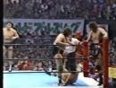 Antonio Inoki, Tatsumi Fujinami vs. Adrian Adonis, Bob Orton Jr. (3/25/1983)