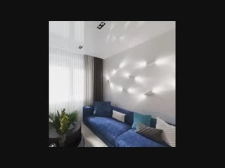 Гостиная для молодой семьи-Проект « Квартира »