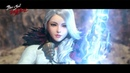 Blade And Soul Revolution - 1st CBT Main Story Cinematic Trailer New NetMarble Mobile Game 2018