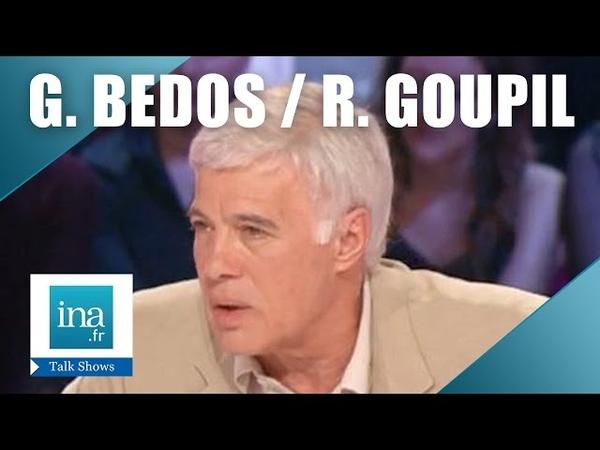 Romain Goupil face à Guy Bedos La guerre en Irak   Archive INA