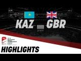 Казахстан - Великобритания - 6:1