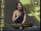 Natalia Oreiro - The best actress - Premios Iris 2011