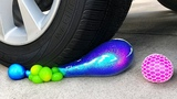 Crushing Crunchy &amp Soft Things by Car! - Floral Foam, Squishy, Tide Pods and More!