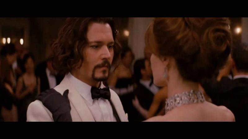 Johnny Depp and Angelina Jolie ~ Tango