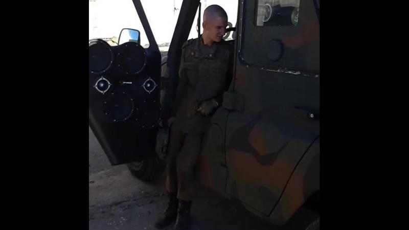 Армейский автозвук