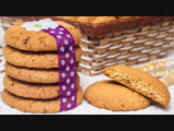 ХРУСТЯЩЕЕ ЛАКОМСТВО! Овсяное печенье с орехами – рецепт простой и вкусной выпечки!
