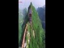 Необыкновенно красивые постройки замки на вершинах гор 👌👍👍👍