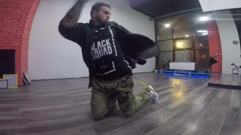 Freestyle dance | Mario P Amigo - Can't Believe | DANCER RIMAS