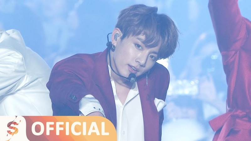 181128 BTS (방탄소년단) - FAKE LOVE IDOL (아이돌) @ 2018 ASIA ARTIST AWARDS [2K 60FPS]
