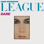 The Human League альбом Dare/Fascination!