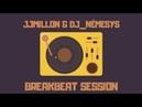 BREAKBEAT MIX con DJ NÉMESYS - Tracklist - Free Download - March 2019