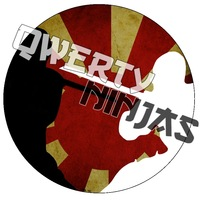 Логотип QWERTY NINJAS / Drum And Bass