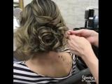 2 прелестные укладки на короткие волосы