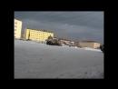 Ветер раз! Гремиха, Мурманск-140, Островной. Видео Анатолий Бабич!