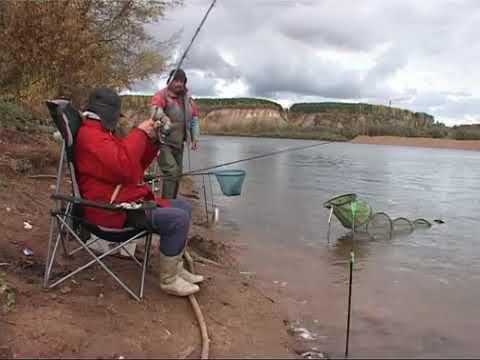 Рыбалка на фидер на финском заливе