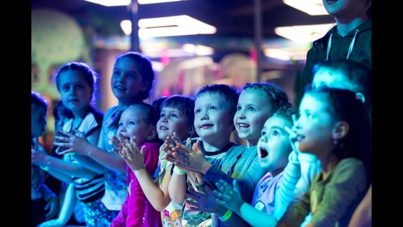 Детские праздники с Maxshow33 на любых площадках