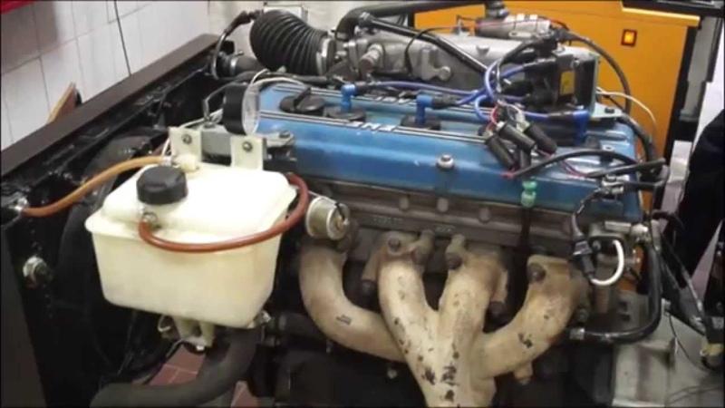 Видеопрофессиограмма Слесарь по ремонту автомобиля