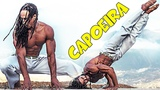 Demonstrates all the possibilities Capoeira - Lateef Santos
