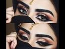 Arabic Inspired Makeup Tutorial Rija Imran