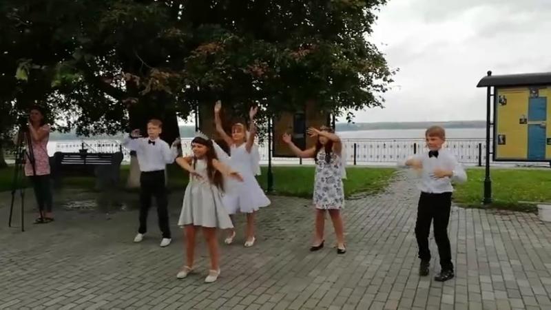Свадебный флешмоб поздравление от любимого 4 Г Лучшие дети на земле Самые замечательные родители во всем мире