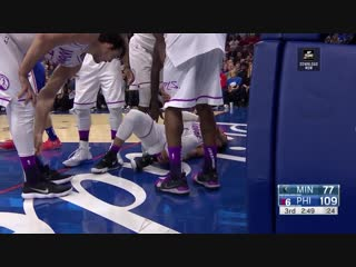 Tyus jones ankle injury