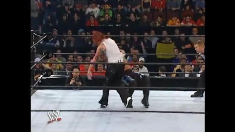 Jeff Hardy vs Chris Jericho