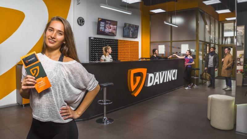 Знакомьтесь Davinci Family Fitness
