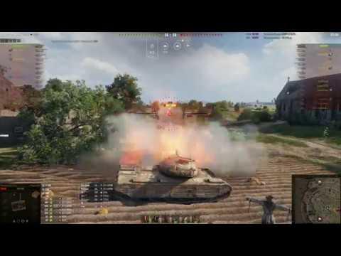 Progetto M35 mod 46 тащил за всю команду World of Tanks
