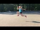 Специальные беговые упражнения (СБУ). Многоскоки «Олений бег»