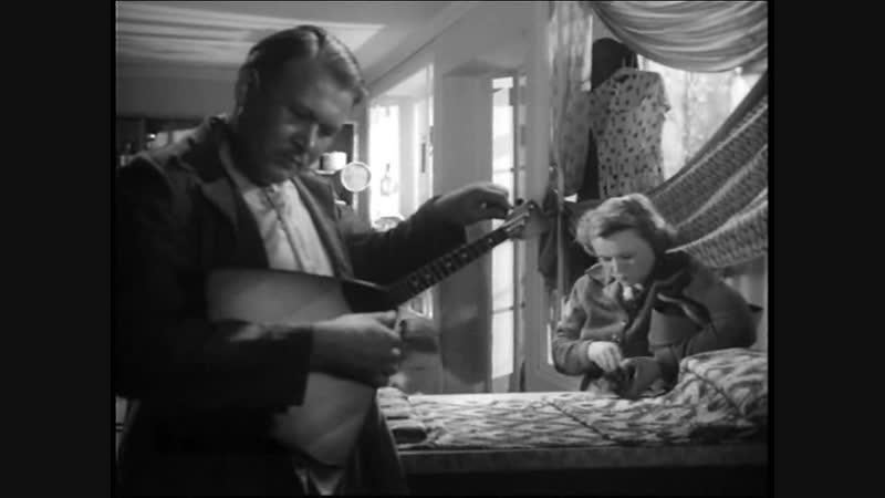 КАК ВЕРЕВОЧКА НЕ ВЬЁТСЯ (1961) - короткометражный. Леонид Быков 720p