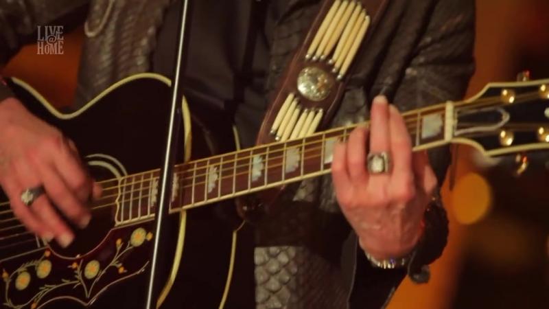 Johnny Hallyday - Live@Home - Tour Eiffel (2011)
