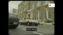1990s UK Police Station Police Car Leaving HD