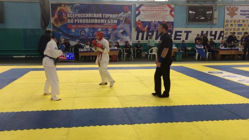 Эдвина-1 место, Всероссийский турнир