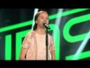 Édith Piaf - Non, Je Ne Regrette Rien (Sofie) ¦ The Voice Kids 2017 ¦ Blind Auditions ¦ SAT.1