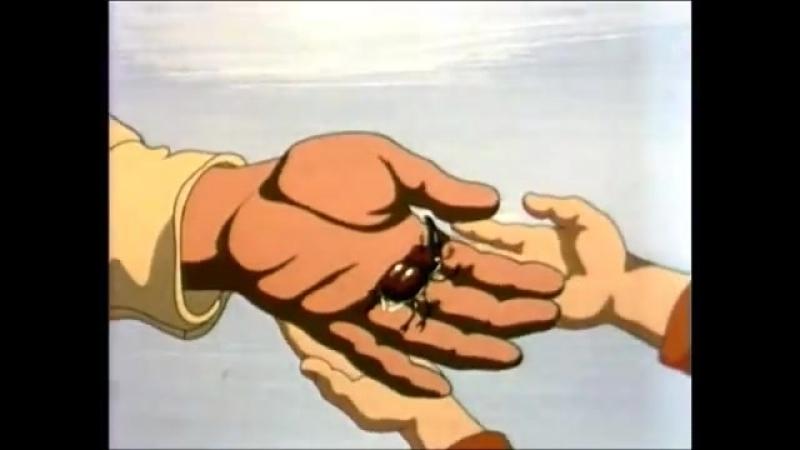 Советские мультфильмы_ Солдатская сказка (1983) сказки Паустовского