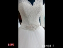 Лайк ❤️ Шикарное Свадебное платьице для осенней или зимней свадьбы. Подойдёт на размер 42-44-46 Свадебный салон Каприз 👸🎀г.Горно