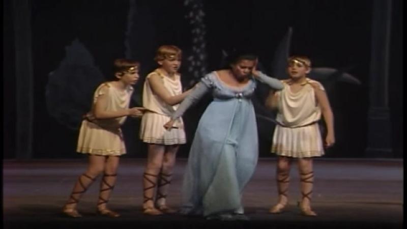 Волшебная флейта - Вольфганг Амадей Моцарт - Ted Huffman, Benjamin Schott, Per-Christian Brevig, Pamina - Kathleen Battle1991