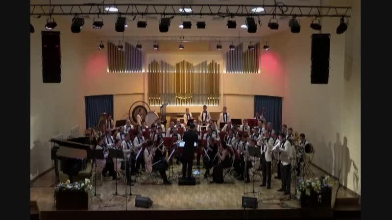 Мирослав Черноусов Concerto barocco для двух труб 11 06 мин DVD