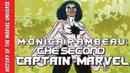 The Origin of Monica Rambeau: The Second Captain Marvel (AKA Photon, Pulsar, Spectrum)