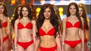 Мисс Россия 2018: Выход в купальниках - Miss Russia 2018: Swimsuits