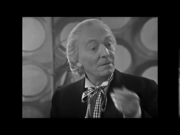 William Hartnell's Laughter