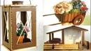 Идеи поделок своими руками из картона и деревянных палочек
