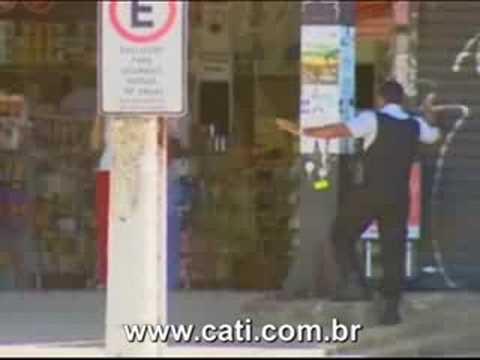 Assaltante fez sete reféns em Brasília e é morto pelo BOPE