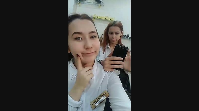Динара Мустафина - Live