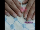 Коррекция ногтей шаг за шагом от студии красоты MARIBEL 533-407